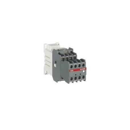 ABB 1SBH143001R8159 NL51/11/24V Mágneskapcsoló 8P 24VDC 5NO/1N 1NC+2 átlapolt, kétemeletes