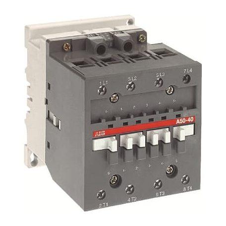 ABB 1SBL411201R8000 A75-40-00/230V Mágneskapcsoló 4P  125A 230V~ 400V 75A AC3