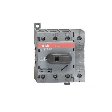 ABB 1SCA105413R1001 Szakaszolókapcsoló 4P 80A 400V DIN sínre vagy szerelőlapra