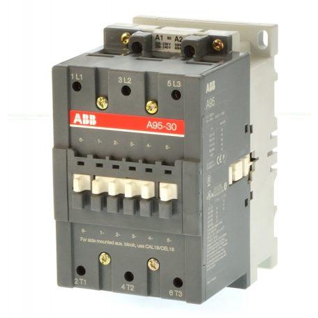 ABB 1SFL431001R8000 A95-30-00/230V~ Mágneskapcsoló 3P 145A 45kW AC3 96A
