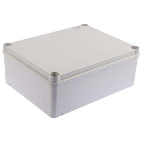 ABB 1SL0856A00 Műanyag kötődoboz, IP55, 220x170x80 mm, csavarral