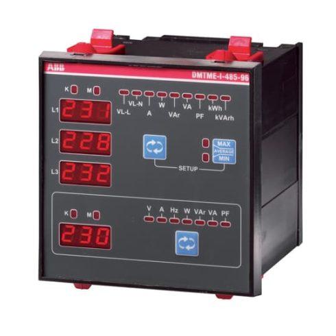 ABB 2CSG133030R4022 DMTME/96 Háromfázisú dig.multiméter 230/400V AC 96x96mm