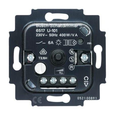 BushJ (ABB) 6517U-101-500 Dimmer betét 60-400W