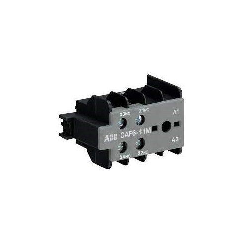 ABB CAF6-11M GJL1201330R0003 segédér old. 1NO+1NC VB(C)?(A) B(C)6-B(C)7-30-10 kontaktorhoz