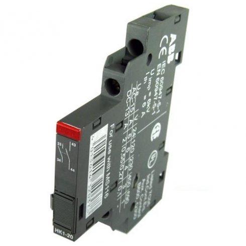 ABB HK1-20 1SAM201902R1002 Segédérintkező 2NO motorvédőhöz