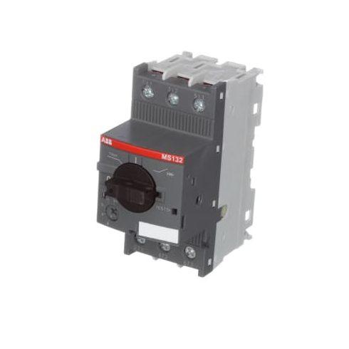 ABB MS132-32 1SAM350000R1015 Motorvédő 25-32A 50 kA elektrom.és termikus kioldóval