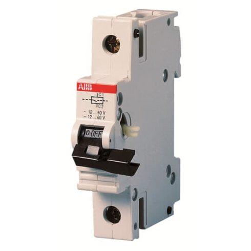 ABB S2-A1 GHS2801909R0001 Munkaáramú kioldó 12-60V AC/DC S200- S280 kismegszakítókhoz