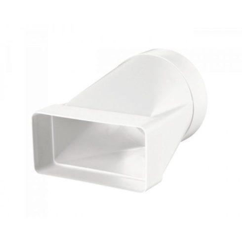 Vents 471 PVC átalakító 60x120mm fehér