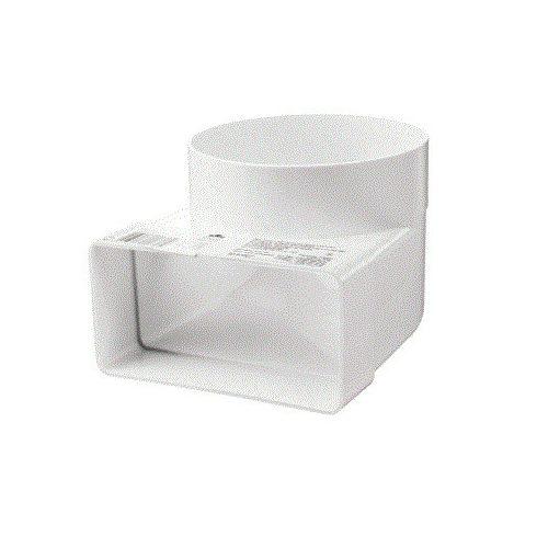 Vents 521 Átalakító 55x110/100 fehér