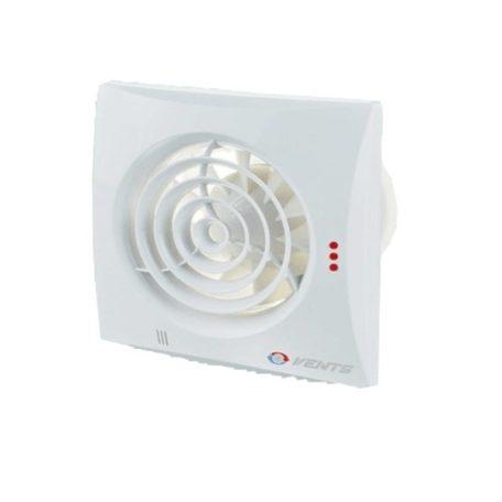 Vents 100 QUIET Ventillátor Quiet IP45, 7,5W 97,3m/óra , 25dBA