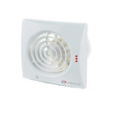 Vents 100 QUIET Ventillátor Quiet IP45, 7,5W 97,3m/óra , 25dBA