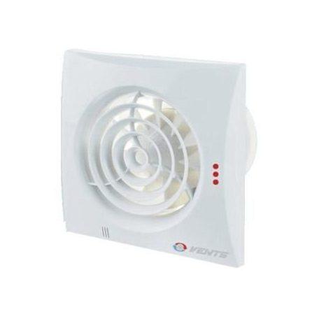 Vents 100 QUIET T Ventillátor Quiet időzítővel IP45, 7,5W 97,3m/óra , 25dBA