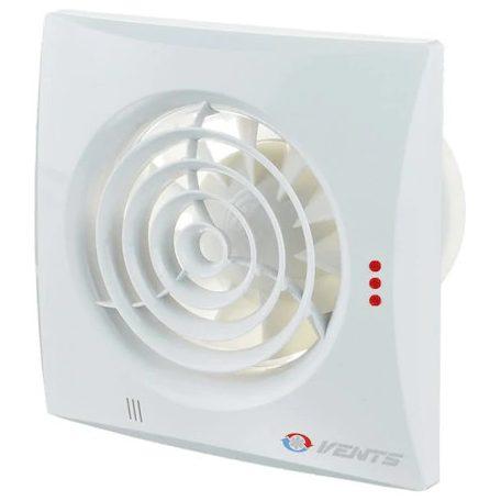 Vents 100 QUIET TH Ventillátor Quiet id.+pára érz IP45, 7,5W 97,3m/óra , 25dBA