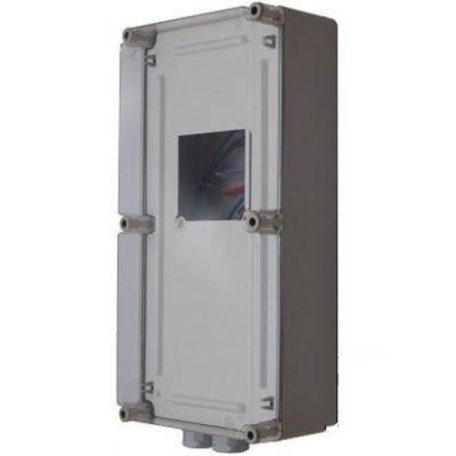 Csatári Plast CSP 38030002 PVTD3Fm-H 1-3F ált Fogyasztásmérő DÉMÁSZ