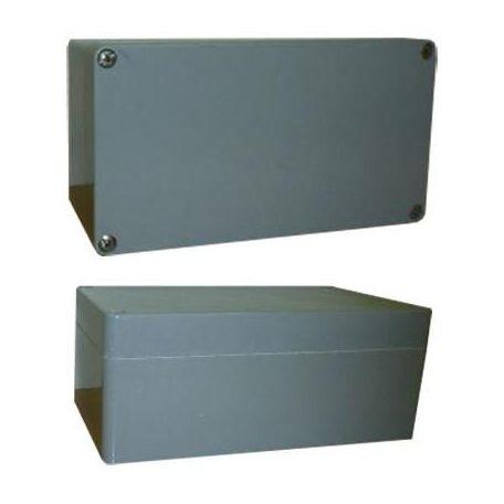 Csatári Plast CSP 10122209 CSP 122209 Poliészter doboz 120x220x90 üres IP65 szürke