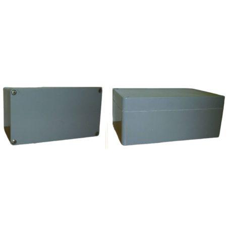 Csatári Plast CSP 11122209 CSP 122209 Ex Poliészter doboz 120x220x90 Rb üres IP65 fekete