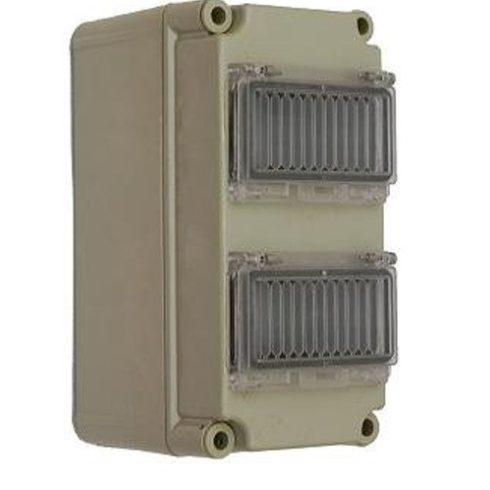 CSP 31104000 PVT 1530 ÁK 2x6 – NÁF Kismegszakítós szekrény 2x6 12mod. álló 150x300x170mm