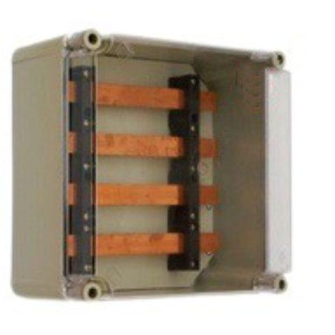 CSP 33100042 PVT 3030 GS4 250A Sínszekrény 4P 250A