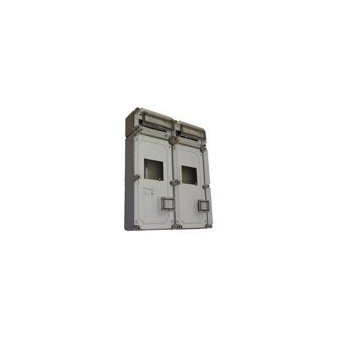 CSP 34365500 PVT 6060 Á-V Fm ÁK Fogy.mér? szek. 2x3f +2x12 mod. Kismegszakító szekr.