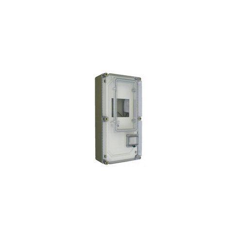 CSP 36080008 PVT 3060 EM – Fm 80A Fogyasztásmérő szekrény 3F elektr. 80 300x600x170