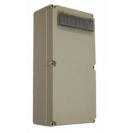 Csatári Plast CSP 36105000 PVT 3060 ÁK 1x12 Kismegszakító szekrény 12 modulos Álló