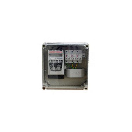 Csatári Plast CSP 36370073 PVT 30603/TN-C 160A túlfeszültvédelem