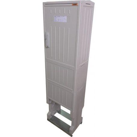 Csatári Plast CSP 71000010 PVT-K-L 80x88/32 Üres szekrény lábazattal