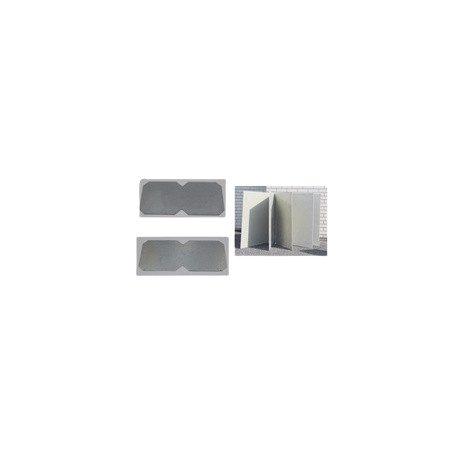 Csatári Plast CSP 91100000 PVT 1530 PC tető (NÁF) 150x300x20mm