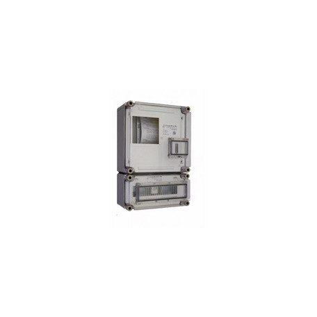 Csatári Plast CSPE 33215001 PVT EON 3030 ÁK 12 – A Egyfázisú Fogyasztásmérő szekrény EON engedélyes