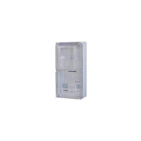 Csatári Plast CSPE 36050000 PVT EON 3060 1/3 VFm Fogyasztásmérő szekrény 3f vezérelt EON engedélyes