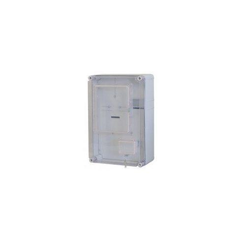 CSPEA 32050001 PVT EON 3045 H-Fm-AM 1f Fogyasztásmérő szekr.H tarifás, alsó maszk, EM ablak