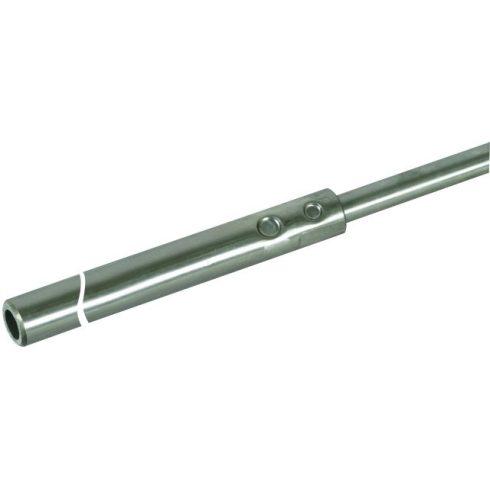 DEHN 103419 Cső-felfogórúd D 16/10 mm L 1 500 mm NIRO