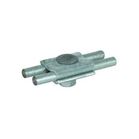 DEHN 306020 Párhuzamos összekötő St/tZn Rd 7-10 mm-hez
