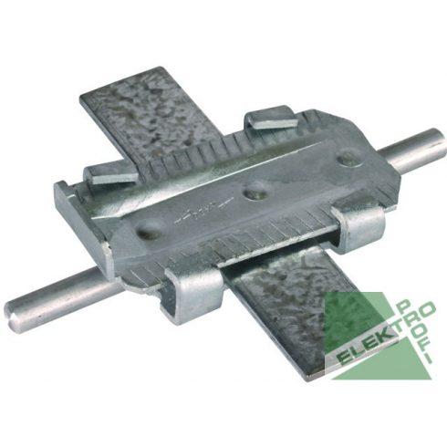 DEHN 308001 Laposvezető összekötő univerzális acél