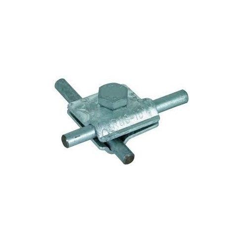 DEHN 390050 MV-kapocs St/tZn Rd 8-10 mm-hez hatlapfejű csavarral