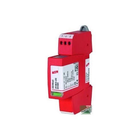 DEHN 953229 3. típusú túlfeszültség-védelmi modul 2-pólusú DEHNrail M-hez, ipari elektronikákhoz