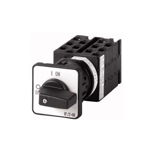EATON 017497 T0-6-8271/EZ Kézikapcsoló 20A 22mm 3P fokozat 1-2-3-4  IP65