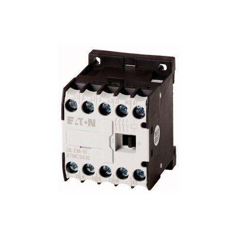 EATON 051786 DILEM-10(230V50HZ,240V60HZ) Teljesítmény kontaktor, 4kW DILEM-10 230V50HZ,240V60HZ