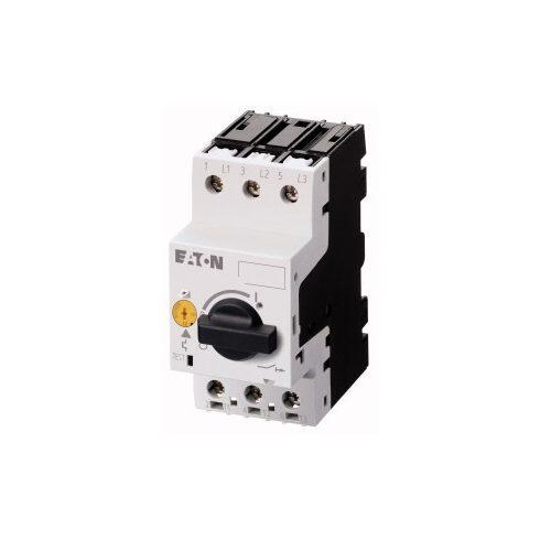 EATON 072732 PKZM0-0,4 Motorvédő  0,25-0,4A PKZM0 Forgókaros 400V/100kA