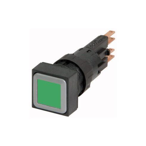 EATON 086380 Q25LTR-GN/WB Világító nyomógomb,zöld Q25LTR-GN/WB reteszelt