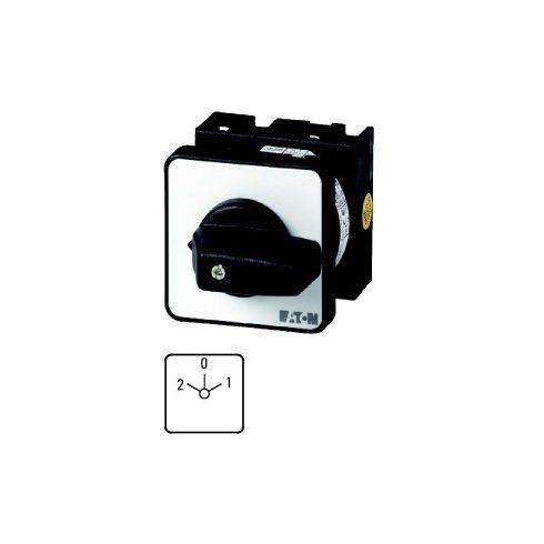 EATON 095806 T0-1-15421/E Vezérl. átkapcsoló 1p 20A beép