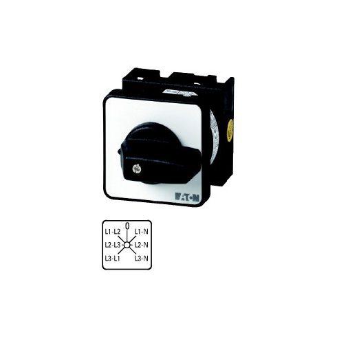 EATON 095813 T0-3-8007/E TO-3-8007/E feszültségmérő átk
