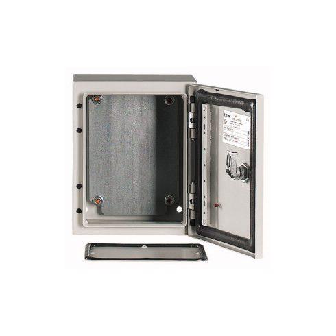 EATON 111646 CS-2520/150 CS acéllemez elosztó IP66 CS-2520/150 250x200x150