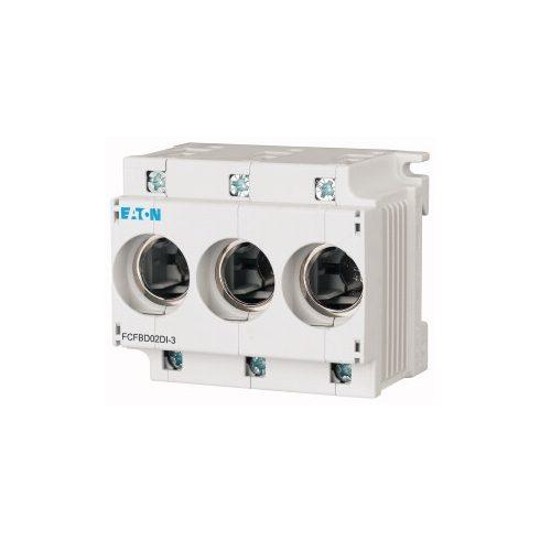 EATON 148810 FCFBD02DI-3 Olvadóbiztosító aljazat 63A 3P FCFB-DO2-DI-3
