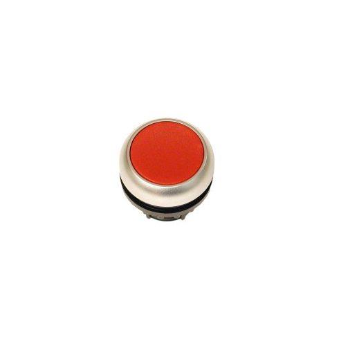 EATON 216594 M22-D-R Nyomógomb,lapos,piros