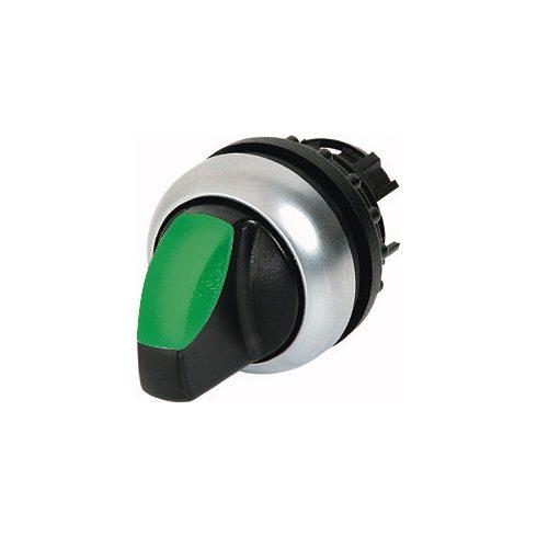 EATON 216827 M22-WRLK-G Világító 2 állású vál.kapcs. zöld