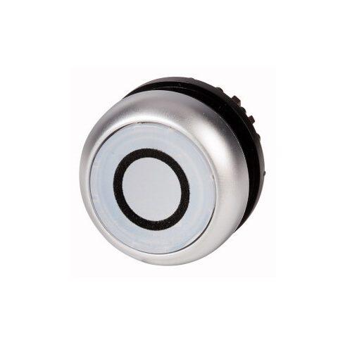 EATON 216922 M22-DL-W Világító nyomógomb,lapos,fehér