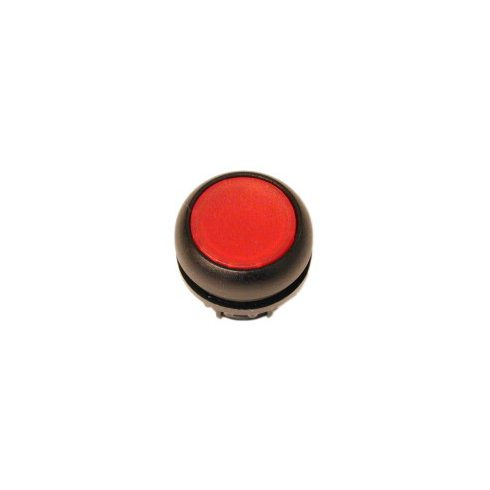 EATON 216926 M22S-DL-R Világító nyomógomb,lapos,piros