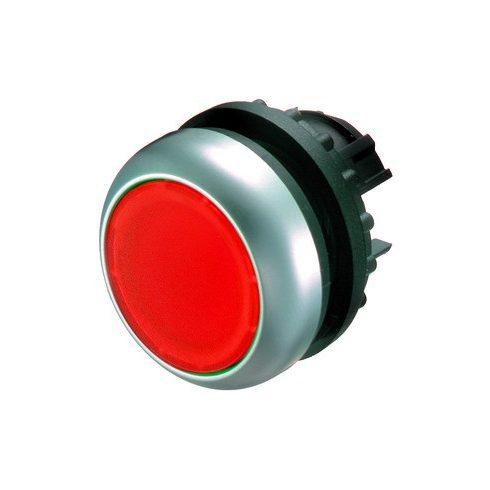 EATON 216946 M22-DRL-R Vil. nyomóg.,reteszelt,piros