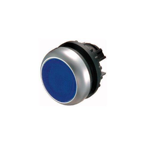 EATON 216952 M22-DRL-B Világító nyomógomb,lapos,kék M22-DRL-B (reteszelt)